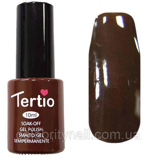 Гель-лак Tertio 036 Шоколад, 10 мл.