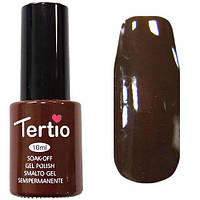 Гель-лак Tertio 036 Шоколад, 10 мл., фото 1
