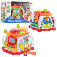 Обучающая игра для малышей Сундук с чудесами Play Smart 7343