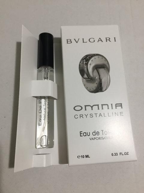 Женский мини парфюм 10 ml Bvlgari Omnia Crystalline