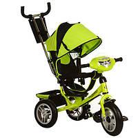 Велосипед детский трехколесный M 3115-4HA Turbo Trike, зеленый