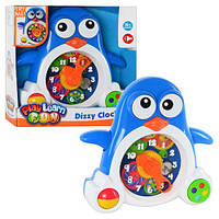 Интерактивная игрушка часы «Пингвин» 31349 Keenway