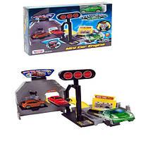 Детский автотрек с машинкой 78147 Motormax