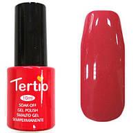 Гель-лак Tertio 043 Красный, 10 мл.