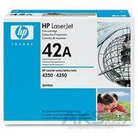Картридж HP 42A для LJ 4250/4350 (Q5942A) Black