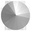 Риволи Preciosa (Чехия) 12 мм Crystal Labrador