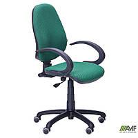 Кресло офисное для персонала Бридж, подлокотники АМФ4,5; механизмы ПК/FS АМФ4,5, ПК, Ткань Арис/Поинт/Квадро/Фортуна