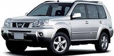 Чехлы на Nissan X-Treail (2000-2007 гг.)