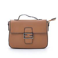 Женская сумочка-клатч L. Pigeon Q052 brown