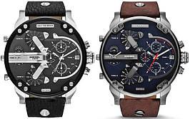 Мужские наручные часы Diesel Brave 2 цвета (Реплика AAA+)