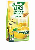 Растворимый чай в гранулах CELIKO,300 гр с витамином С со вкусом лимона