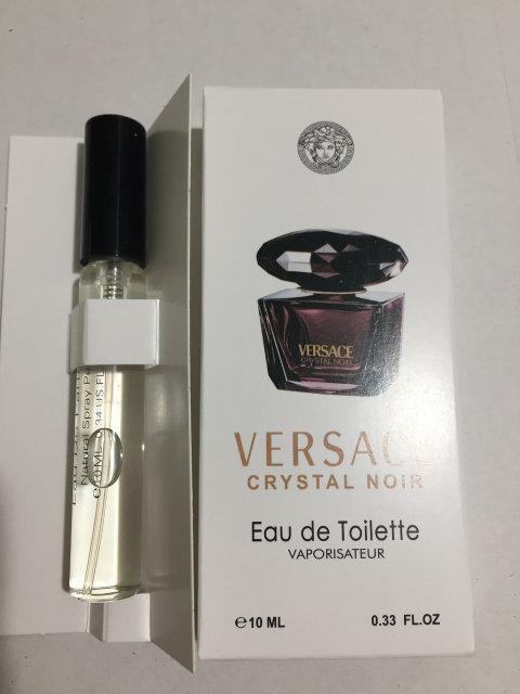 Женский мини парфюм 10 ml Versace Crystal Noir
