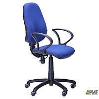 Кресло офисное для персонала Бридж, подлокотники АМФ4,5; механизмы ПК/FS АМФ4,5, FS, Ткань Арис/Поинт/Квадро/Фортуна