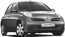Чехлы на Nissan Micra (K12) 2003-2010 гг.
