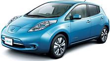 Чехлы на Nissan Leaf (с 2010 года до этого времени)