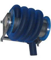 Электроприводные катушки со шлангами для удаления выхлопных газов - для шланга макс. 10 м и диаметром 150 мм