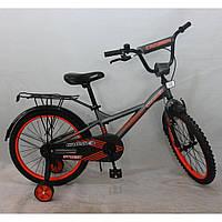 """Детский двухколесный велосипед  Crosser Street  18"""" дюймов"""
