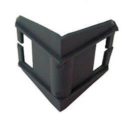 Уголок защитный пластиковый, уп. 2000 шт