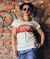 Женская футболка опт розница размер универсальный