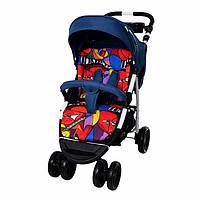 Детская коляска Tilly Avanti T-1406 Blue с матрасом