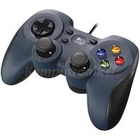 Джойстик игровой геймпад для ПК проводной Logitech F310