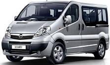 Чехлы на Opel Vivaro (2001-2014 гг.)