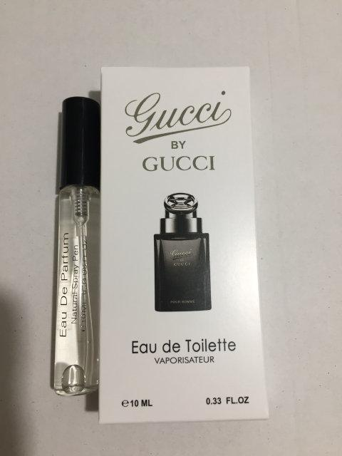 Мужской мини парфюм 10 ml Gucci by Gucci Pour Homme