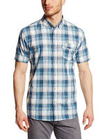 Рубашка Levi's Men's Palpatine Plaid Short Sleeve Woven
