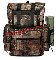 Рюкзак камуфляжный 40 л 30х44х23 см № 002