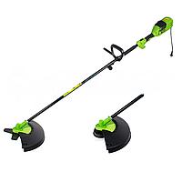 Электрокоса Craft-tec CXGS-2200(нож+леска)