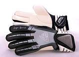 Перчатки вратарские Liga Sport профи, фото 2