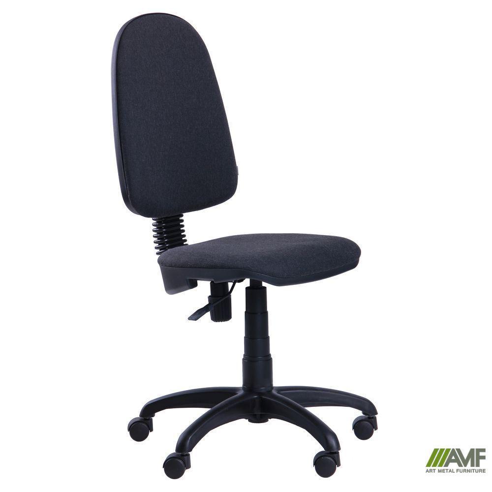 Кресло офисное Престиж 50 Люкс, механизм FS, без подлокотников, TM AMF