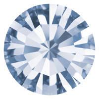Риволи Preciosa (Чехия) 12 мм Light Sapphire
