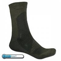 Носки треккинговые Coolmax, olive