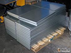 Фасадная кассета из алюминиевого монолиста, фото 3