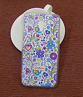 Силиконовый чехол Diamond для Lenovo A5000 Cath Kidston Lovely Dreams
