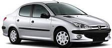 Чехлы на Peugeot 206 Sedan (c 2006 года до этого времени)
