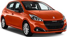 Чехлы на Peugeot 208 Hatchback (с 2012 года до этого времени)
