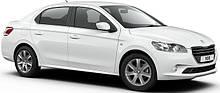 Чехлы на Peugeot 301 Sedan (с 2012 года до этого времени)