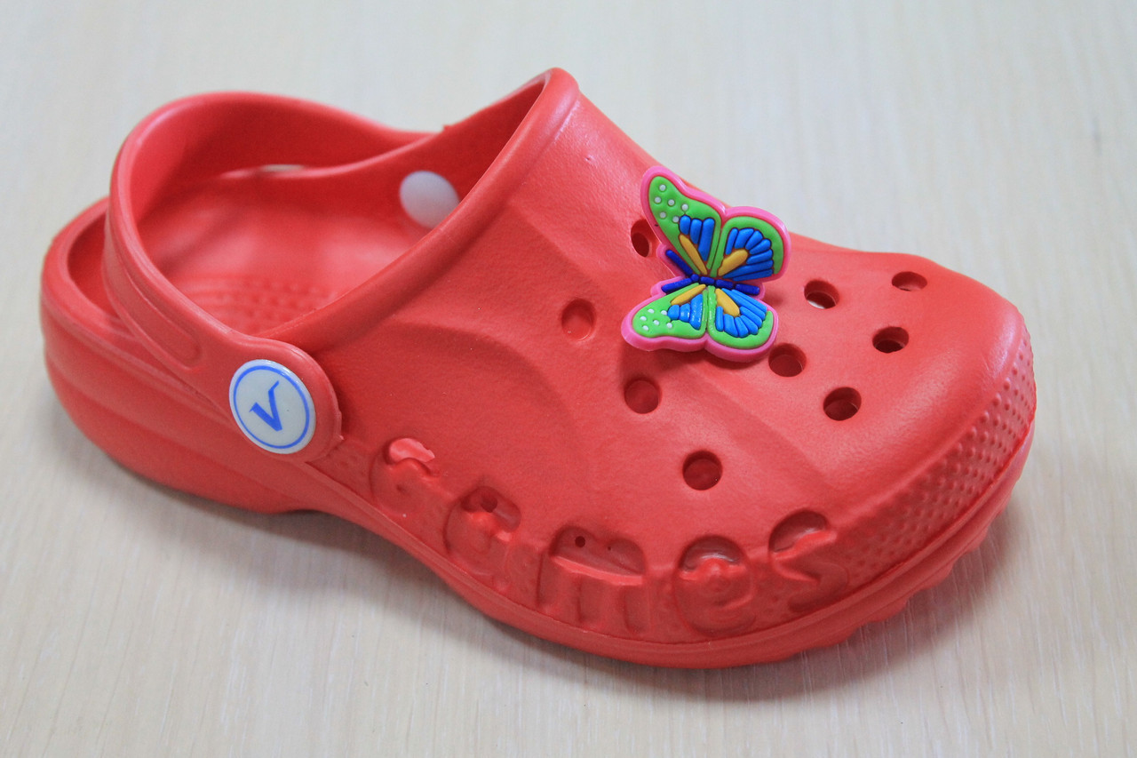 20-35, фото 2 Детские кроксы оптом пляжная обувь недорого производитель  Украина р. a4794599d4b