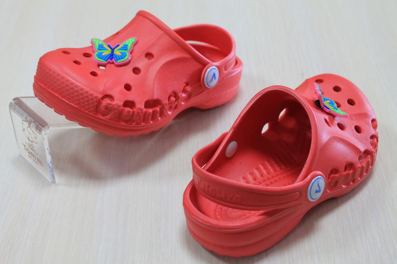 20-35, фото 3 Детские кроксы оптом пляжная обувь недорого производитель  Украина р. 21fc109081e