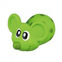 Игрушка латекс мышка 12,5 см (20075)