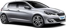 Чехлы на Peugeot 308 Hatchback (с 2015 года до этого времени)