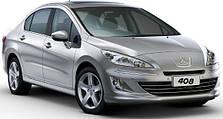 Чехлы на Peugeot 408 (с 2012 года до этого времени)
