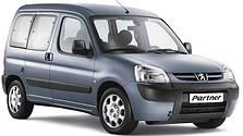 Чехлы на Peugeot Partner (2002-2008 гг.)