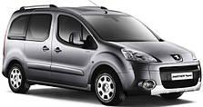 Чехлы на Peugeot Partner (с 2008 года до этого времени)