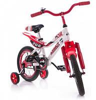 Детский двухколесный велосипед Азимут KSR Premium 18 дюймов