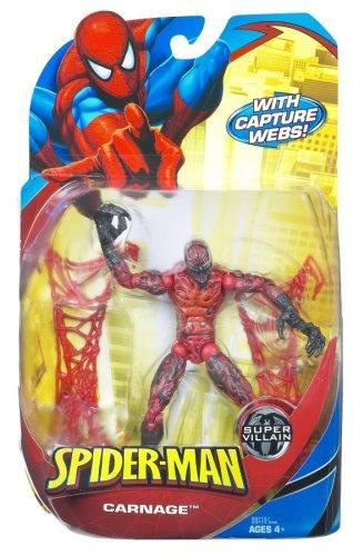 """Фигурка Карнаж """"Человек-паук""""- Carnage 15 СМ, Marvel, Hasbro"""