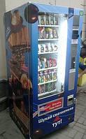 Летнее спасение - снековый торговый автомат!