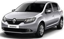 Чехлы на Renault Sandero (c 2013 года до этого времени)